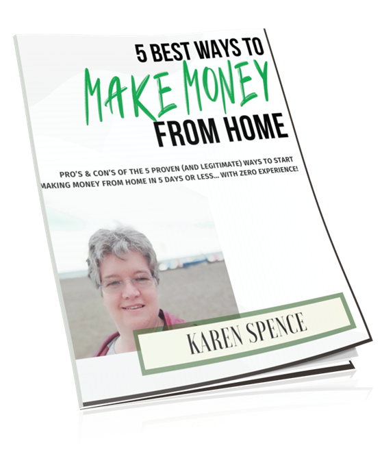 5 Best Ways To Make Money From Home