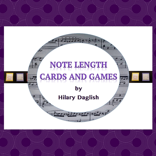 Note Length cards and Games