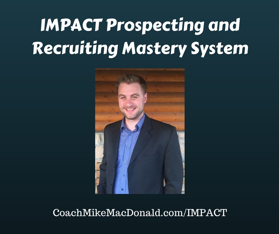 IMPACT prospecting and recruiting