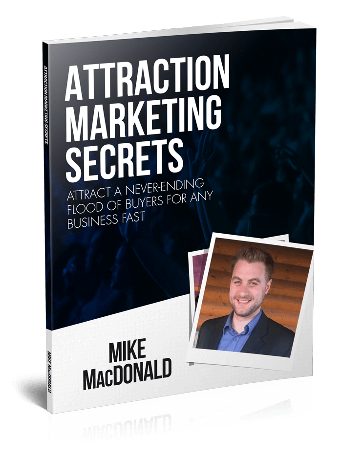 Attraction Marketing Ebook Cover