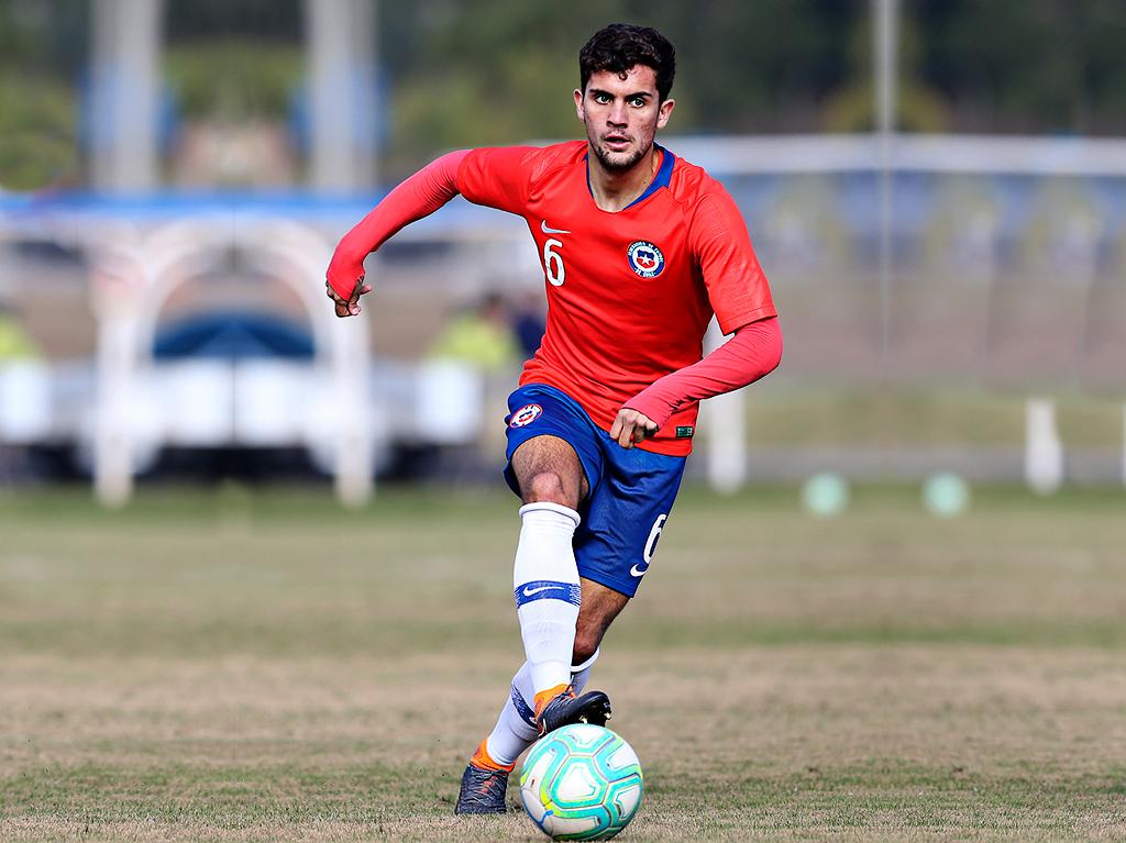 LAROJA.CL - El sitio oficial de la Selección Chilena de Fútbol