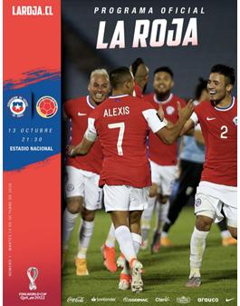 Chile vs. Colombia