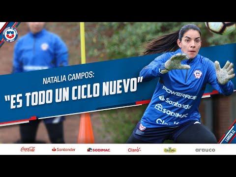 """Natalia Campos: 🎙 """"Es todo un ciclo nuevo"""""""