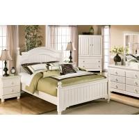 Cottage Retreat Post Bed-Full Complete Set