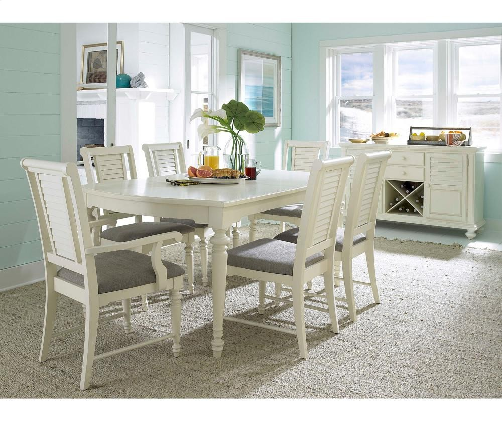 BROYHILL FURNITURE Seabrooke Leg Dining Table | 4471532 | Tables ...