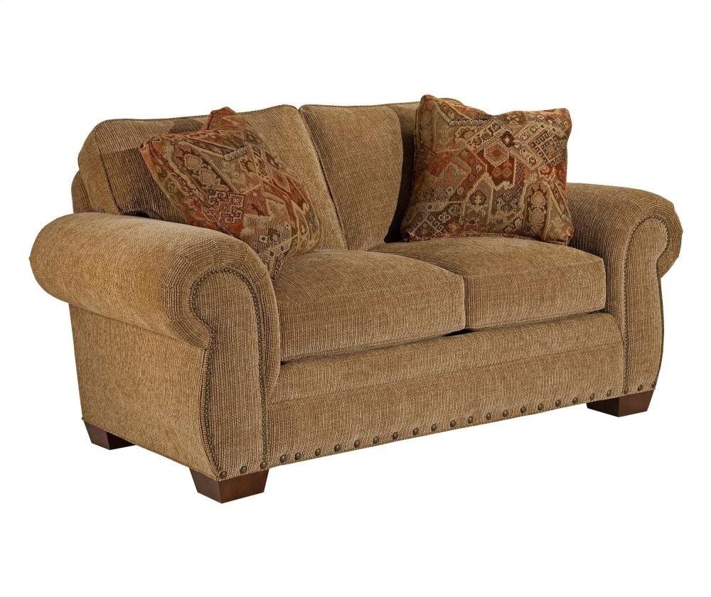 Broyhill furniture cambridge loveseat 50541 love seats for Loveseat for kids room