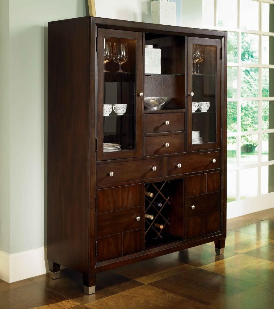 BROYHILL FURNITURE Northern Lights Dining Chest