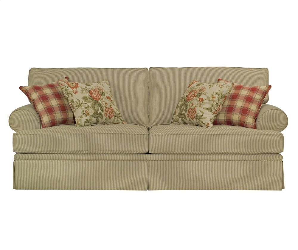 BROYHILL FURNITURE Emily Sofa | 62623 | Sofas | Plourde Furniture ...