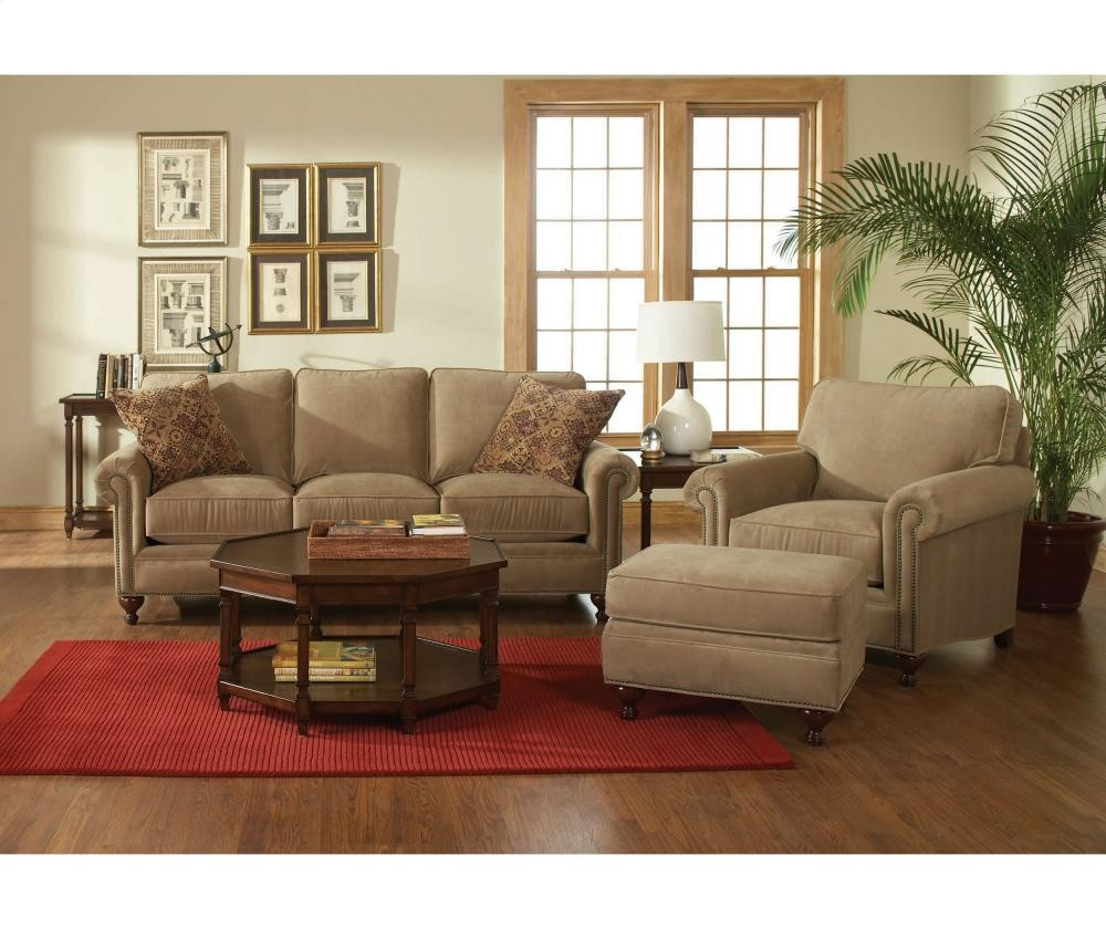 BROYHILL FURNITURE Harrison Sofa | 67513 | Sofas | Plourde Furniture ...