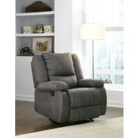 Mitchell - Grey - Manual Motion Recliner