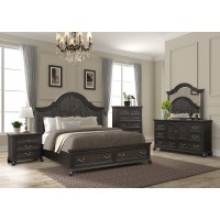 Harlyn King Bedroom Group