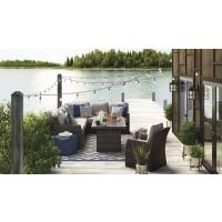 Salceda 4-piece Outdoor Sofa Set