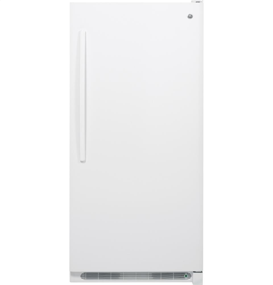 GENERAL ELECTRIC CANADA 20.9 Cu. Ft. Manual Defrost Upright Freezer