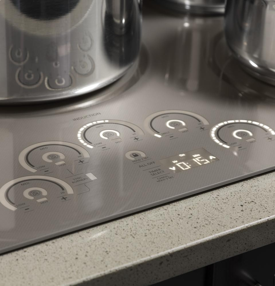 General Electric Canada Monogram 36 Quot Electric Cooktop With Induction