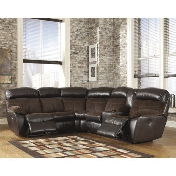 Berneen - Coffee 2 Pc. Sectional