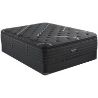 Beautyrest Black K-Class Firm Queen Bed