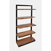 Home Office 5 Shelf Bookcase