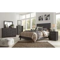Paxberry - Vintage Black/Brown - Queen Bedroom Group