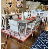 Alesund Rodriguez - Patio Dining Set