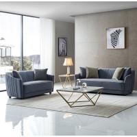 Avignon Grey Living Room Group