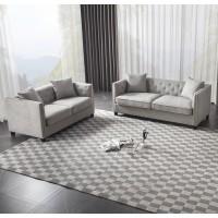 Regis Grey Living Room Group