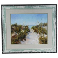SEA GRASS AND SAND