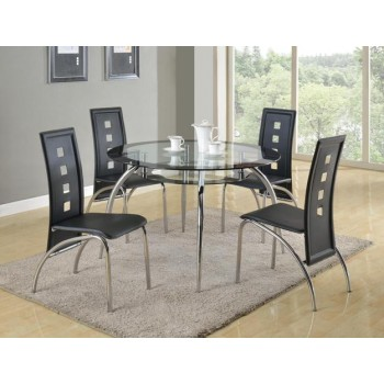 Crown Mark Mila Dining Group 12705p Dining Room Groups