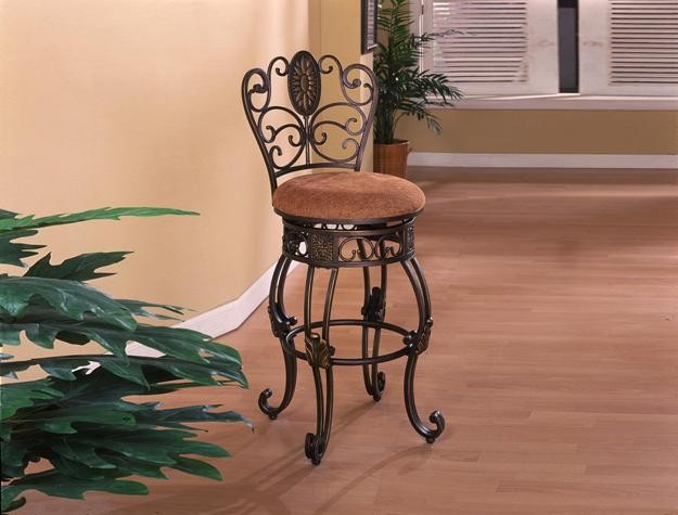 CROWN MARK Jasmine Barstool