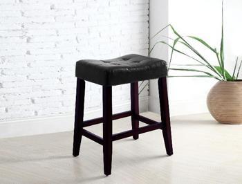CROWN MARK Kent Saddle Chair 24