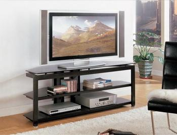 CROWN MARK Glass for Delta TV Stand Base