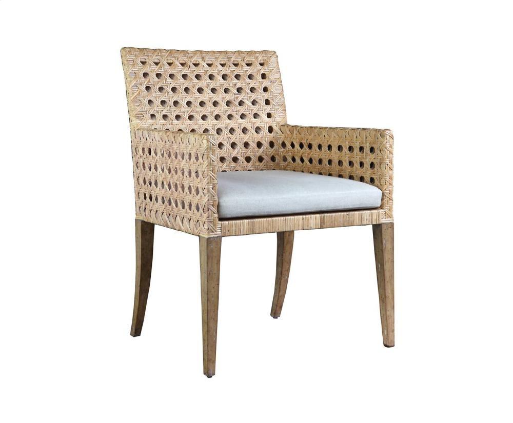 Woven Arm Chair