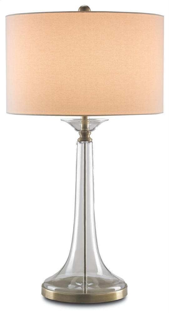 CURREY & COMPANY Grandview Table Lamp