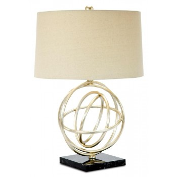 Perigee Table Lamp - 26h x 18d x 18w