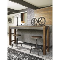 Torjin Long Counter Table & 2 Stools