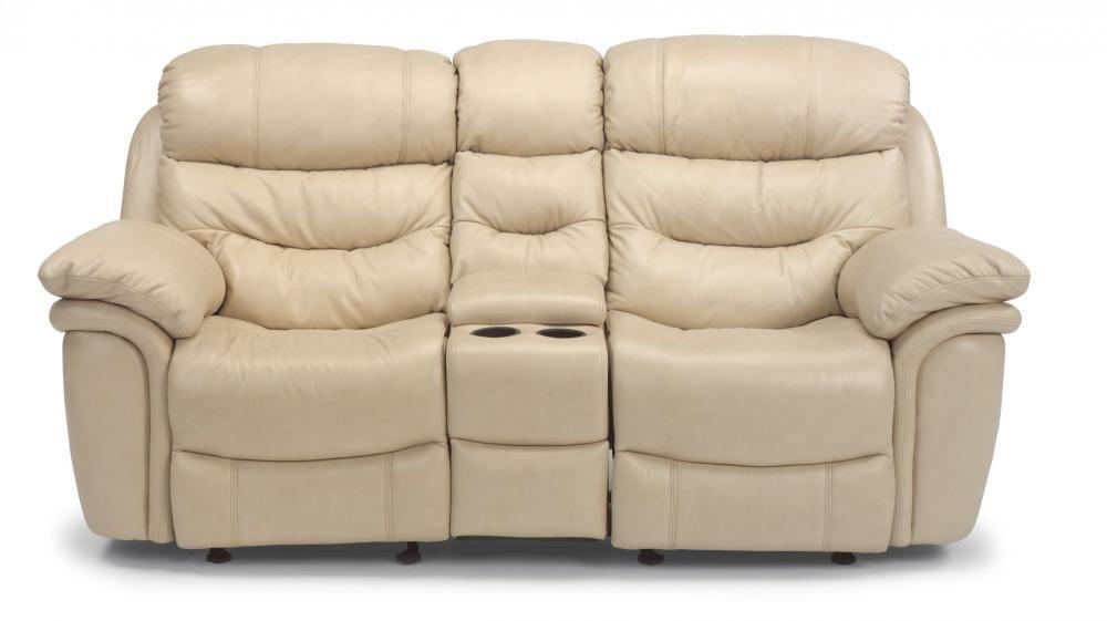 Superb Westport Leather Gliding Reclining Loveseat With Console Uwap Interior Chair Design Uwaporg