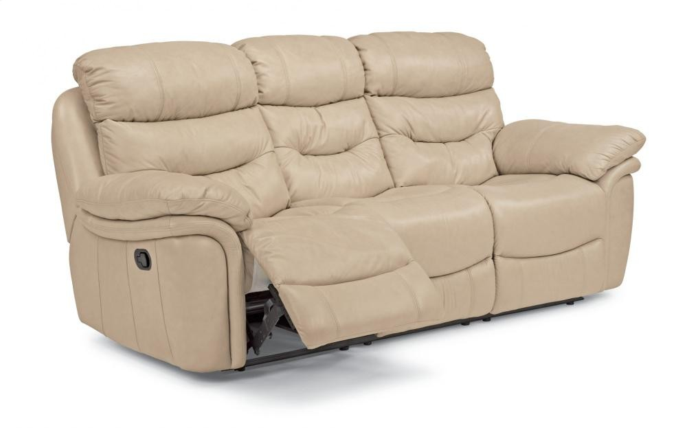 Westport Leather Power Reclining Sofa 128562p Leather Reclining
