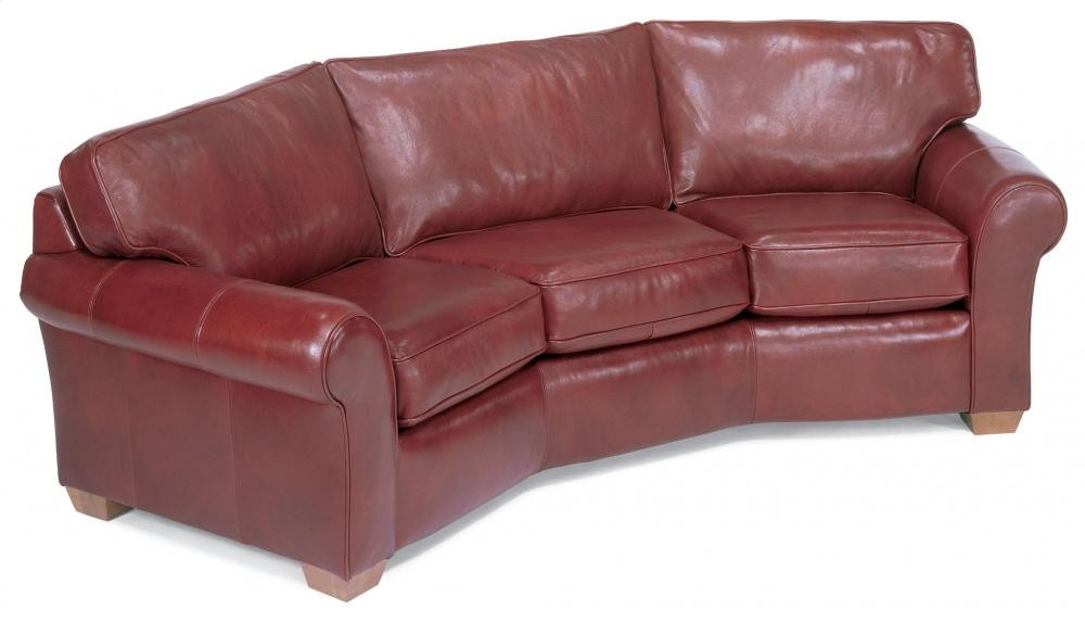 Vail Leather Conversation Sofa 3305323 Leather