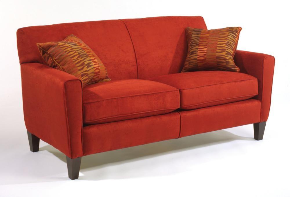 Digby Fabric Two Cushion Sofa