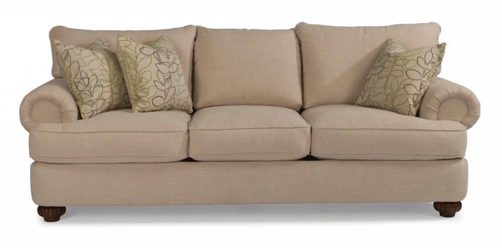 Patterson Fabric Sofa Without Nailhead Trim 732131