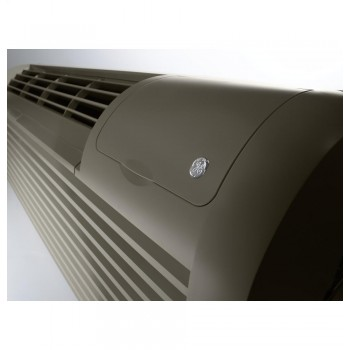 GENERAL ELECTRIC GE Zoneline(R) Deluxe Series Cooling and Electric Heat Unit with Corrosion Protection, 230/208 Volt