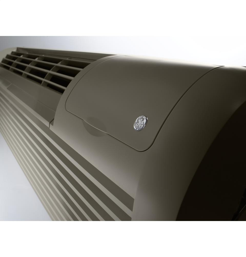 GENERAL ELECTRIC GE Zoneline(R) Deluxe Series Cooling and Electric Heat Unit with Corrosion Protection, 265 Volt