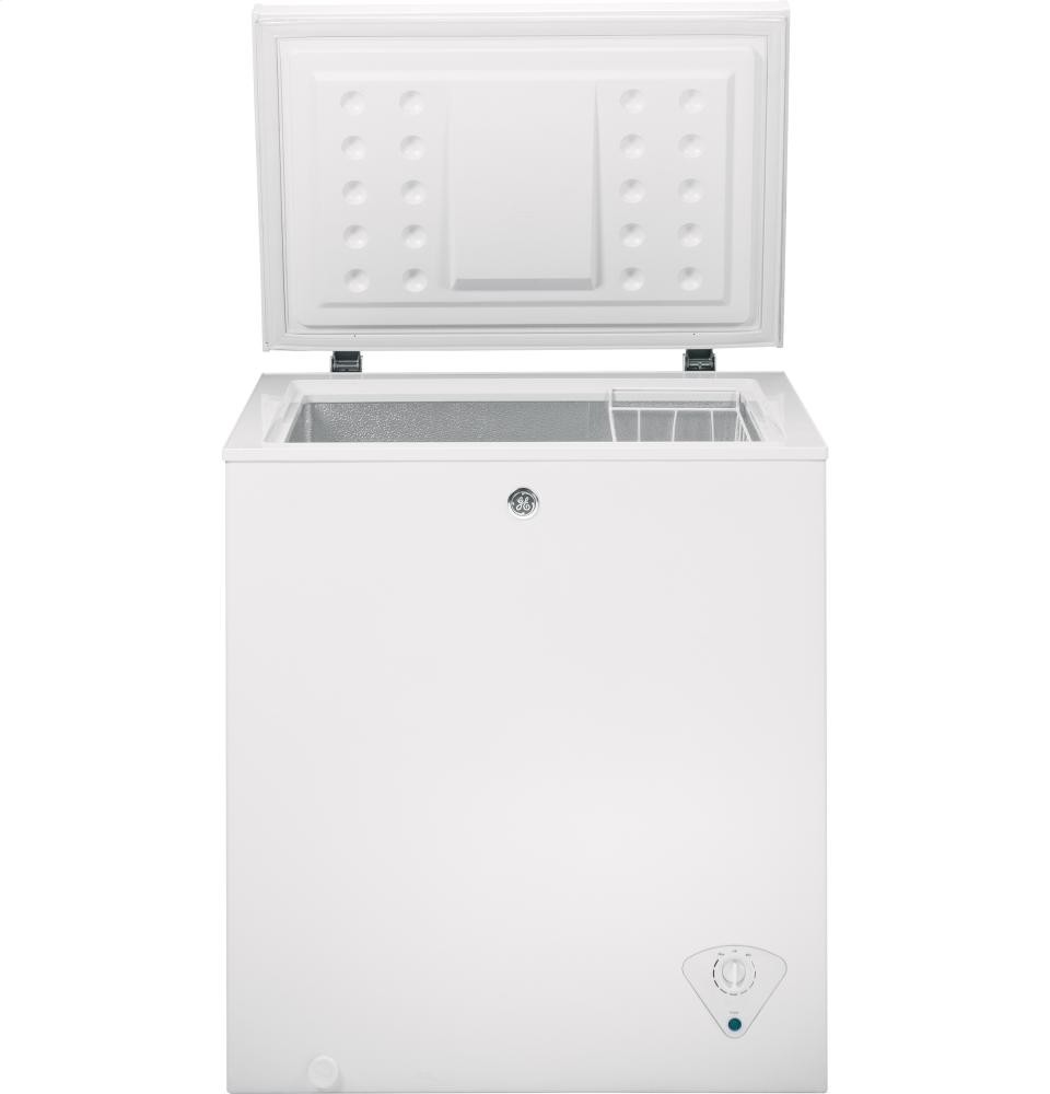 General Electric Ge R 5 0 Cu Ft Manual Defrost Chest