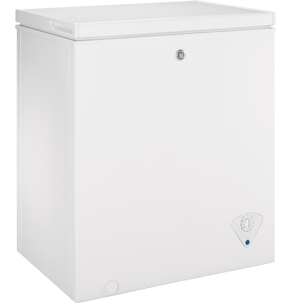 GENERAL ELECTRIC GER 50 Cu Ft Manual Defrost Chest Freezer