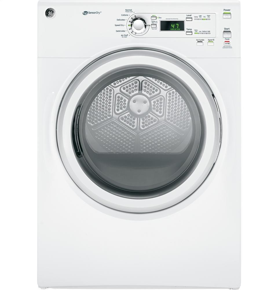 GENERAL ELECTRIC GE(R) 7.0 Cu. Ft. capacity Dura Drum electric Dryer