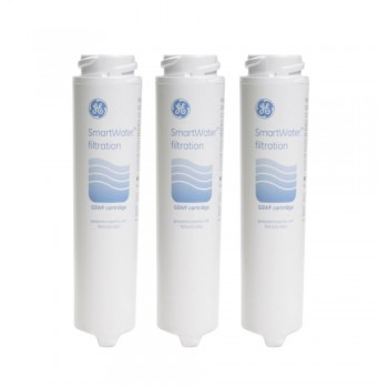 general electric ge smartwater slim replacement water filter-3 pack ...