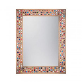 GUILD MASTER Bottlecap Mirror | 105019HO | Mirrors | Fowhand Furniture