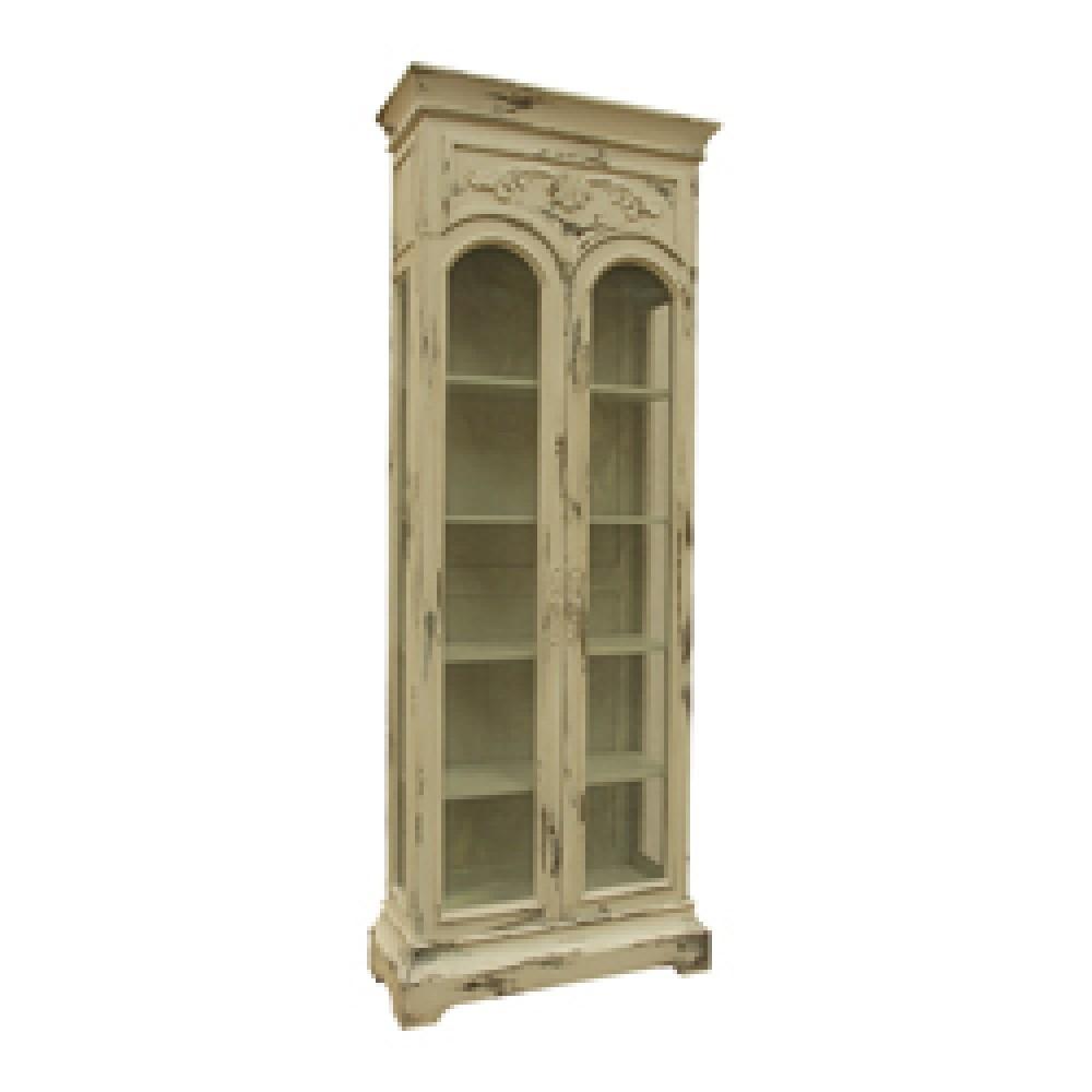GUILD MASTER Victorian Display Cabinet