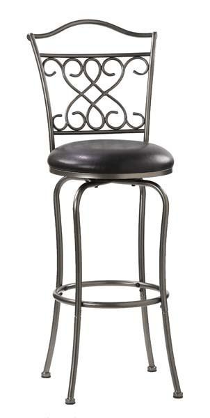 Superieur HILLSDALE FURNITURE Wayland Swivel Counter Stool