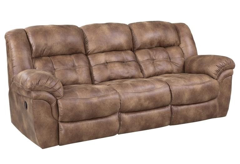 HOMESTRETCH Double Reclining Sofa