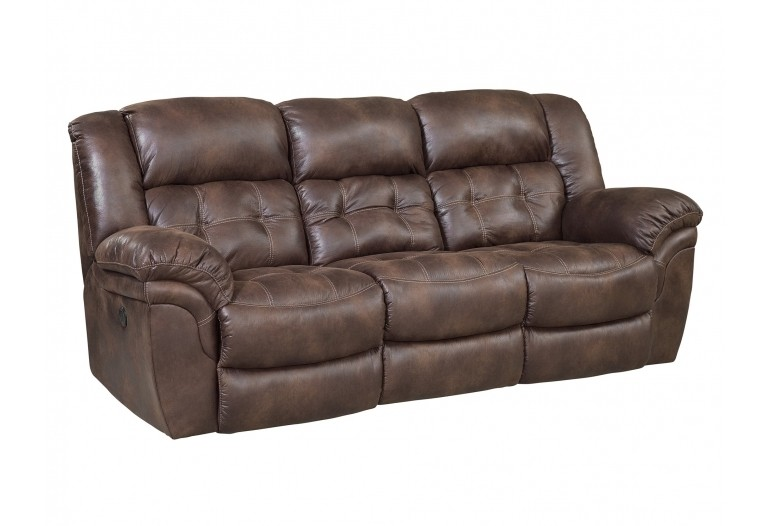 HOMESTRETCH Double Reclining Power Sofa